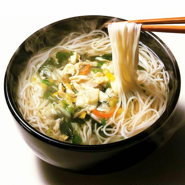 坂利製麺所 / 鳥菜にゅうめん6食 *