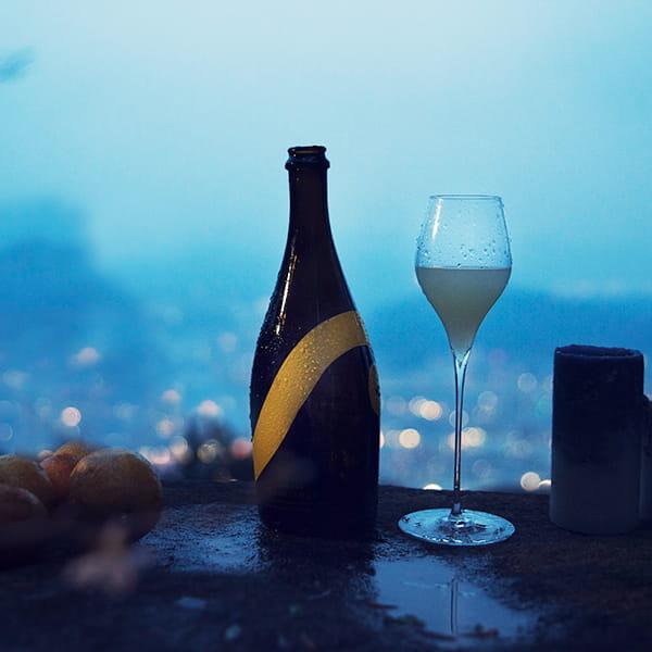 MIKADO LEMON / Sparkling lemon sake