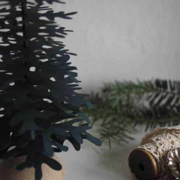 ファブラスグース / Nordicモミの木スタンドKitダークグリーンM