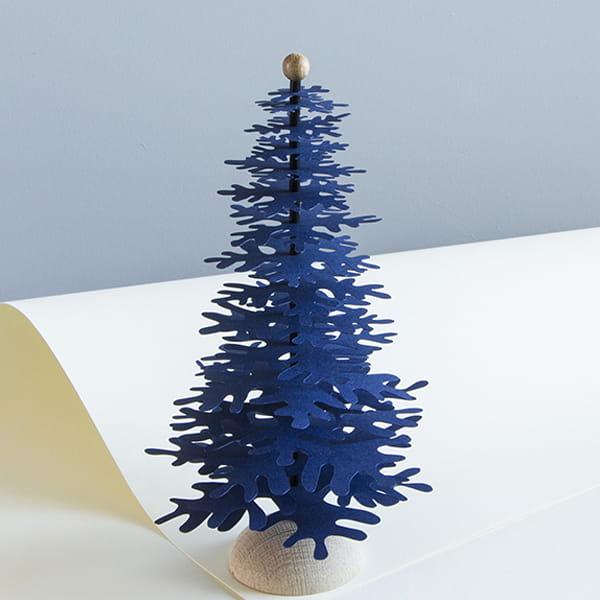 ファブラスグース / Nordicモミの木スタンドKitブルーL