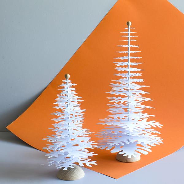 ファブラスグース / Nordicモミの木スタンドKitメタリックブルーM