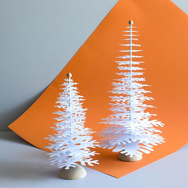ファブラスグース / Nordicモミの木スタンドKitメタリックブルーL