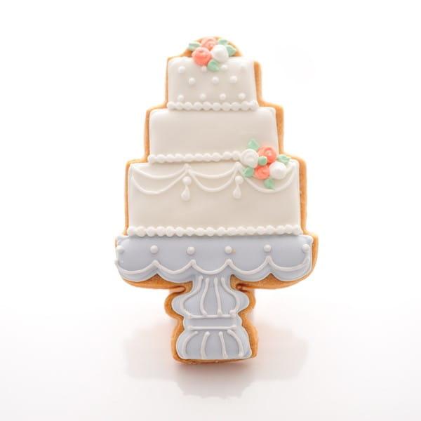 アイシングクッキー デコレーションケーキ 50個以上でご注文ください