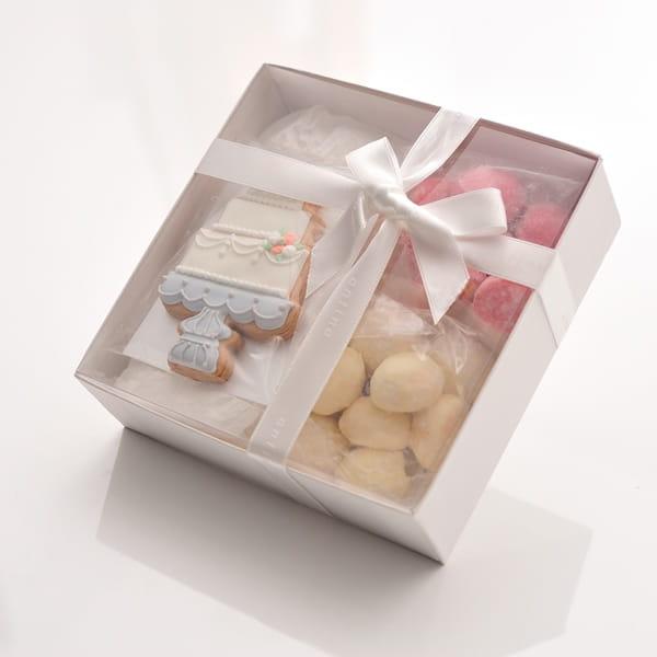アイシングクッキー デコレーションケーキ詰合せ 50個以上でご注文ください