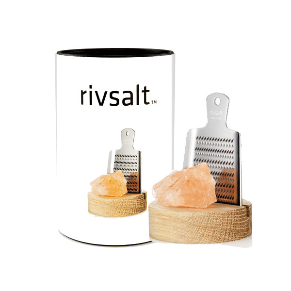 rivsalt / リブソルト グレーター&岩塩セット
