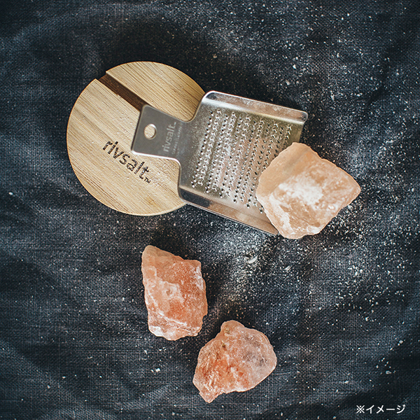 rivsalt / テイストジュニア(6種類の岩塩)*