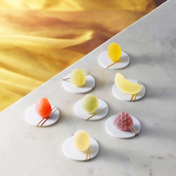 彩果の宝石 / プレミアムゼリーコレクション7種42個*