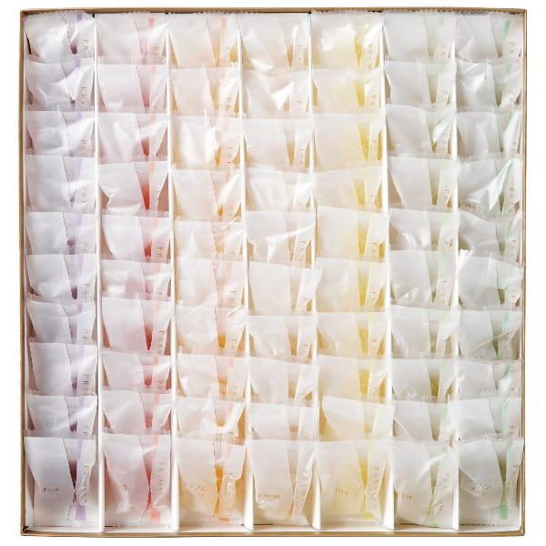 彩果の宝石 / プレミアムゼリーコレクション7種70個*