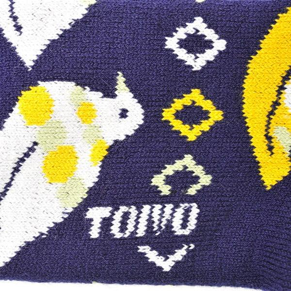 TOIVO / モコモコソックス (雷鳥 NV)