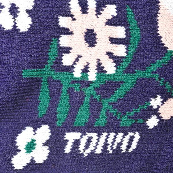 TOIVO / モコモコソックス (お庭 NV)