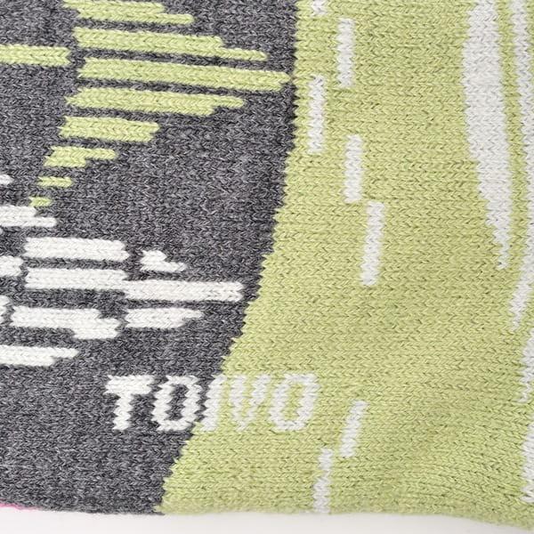 TOIVO / モコモコソックス (ランドスケープ GY)