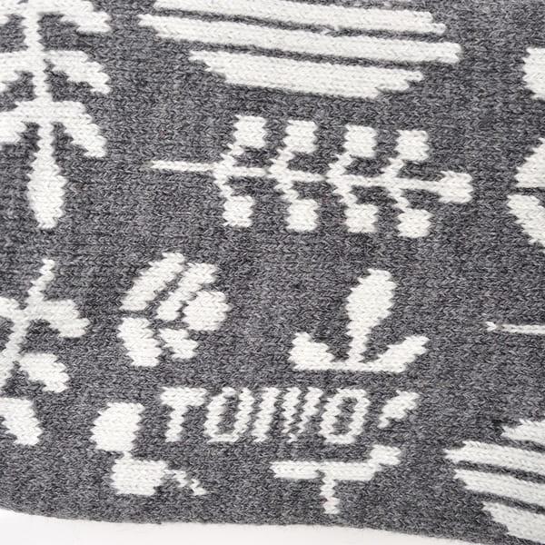 TOIVO / モコモコソックス (ハーブ GY)