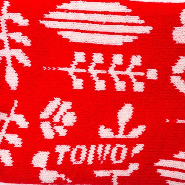 TOIVO / モコモコソックス (ハーブ RD)
