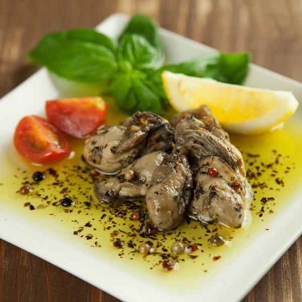 オイスターキッチン / 牡蠣オリーブオイル漬け 2種セット*