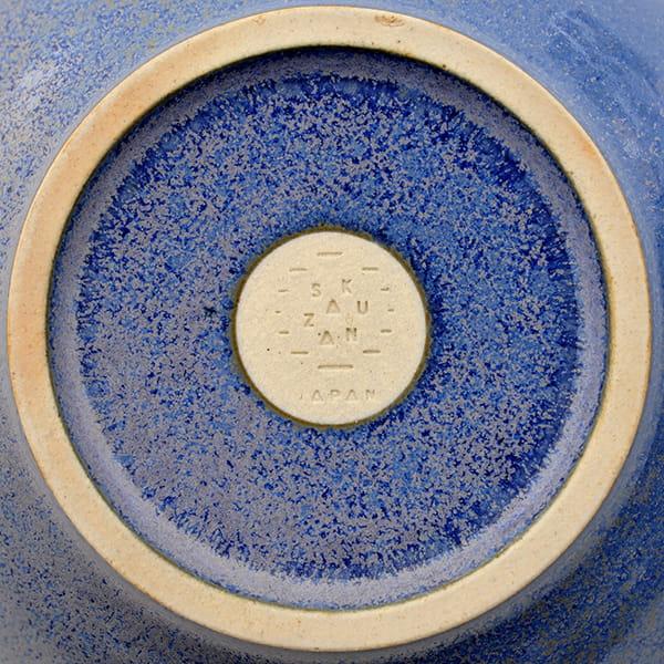 antina×作山窯 / マグ&ボウル16cmセット ブルー