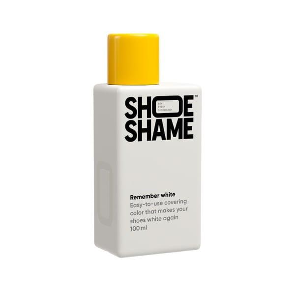 SHOE SHAME / シューケア Remember white(カバーリング剤)