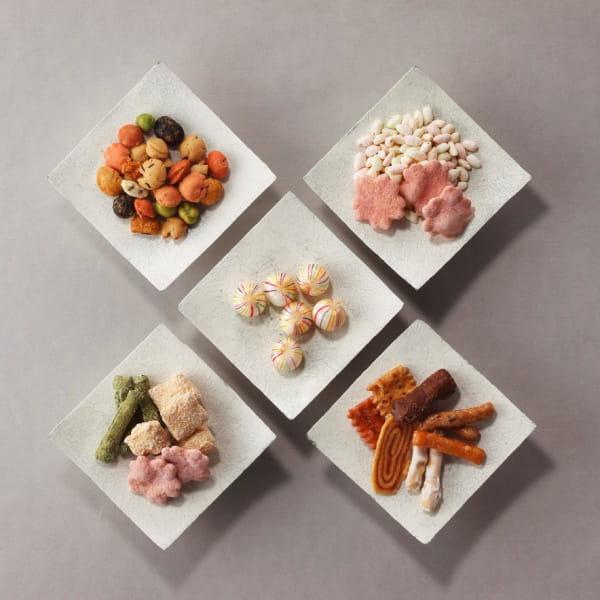 選べるギフト 沙羅(さら) <桔梗(ききょう)>+鞍馬庵 / 京 干菓華子