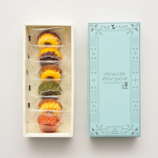 ホシフルーツ / 果実のミニョン・ド・クグロフ 6個 ※5個以上でご注文ください*