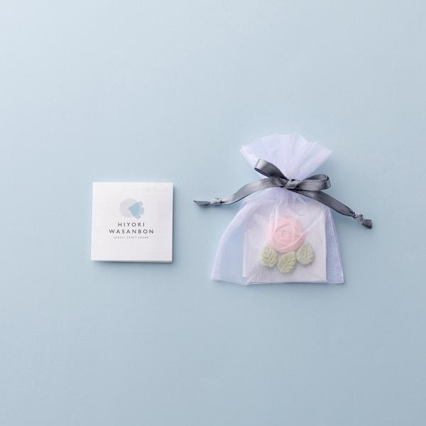 日和制作所 / 和三盆 バラと島 ※30個以上でご注文ください*