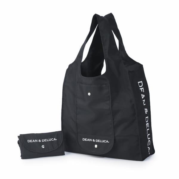 DEAN&DELUCA ギフトカタログ <CHARCOAL(チャコール)>+ハンドタオル+ショッピングバッグ(ブラック)セット