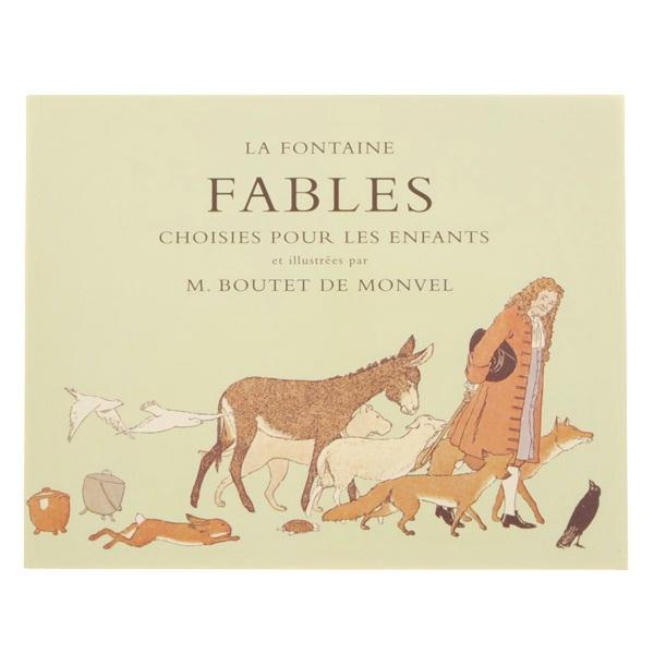 La Fontaine : Fables choisies pour les enfants (フランス)
