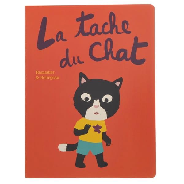 La tache du chat (フランス)