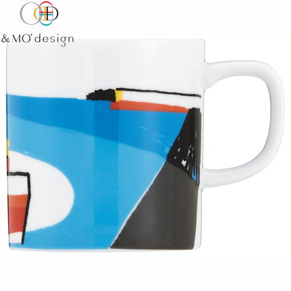 &MO'design / マグカップ(いったりきたり)