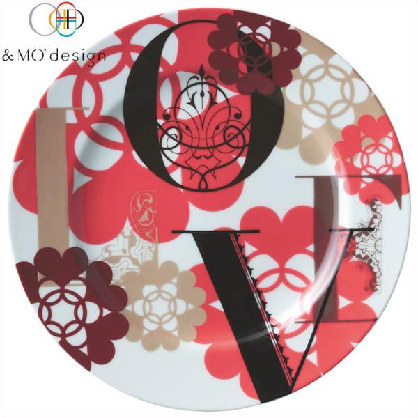 &MO'design / プレート(LOVE)