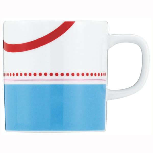 &MO'design / プレート&マグカップセット(SHABONDAMA)
