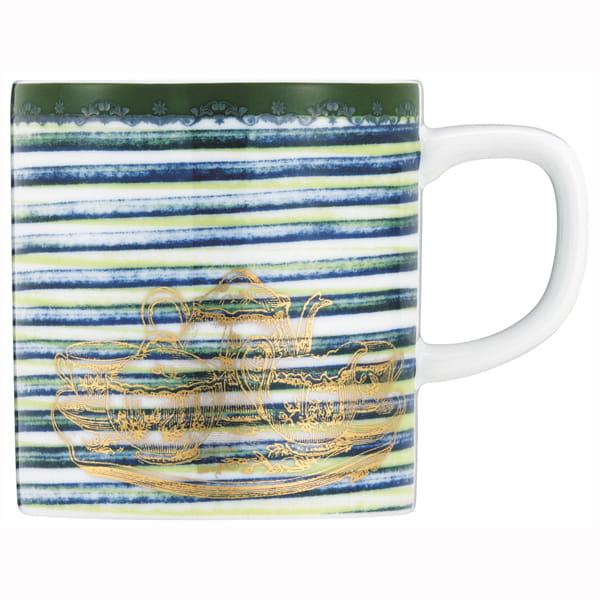 &MO'design / プレート&マグカップセット(Tea Time)
