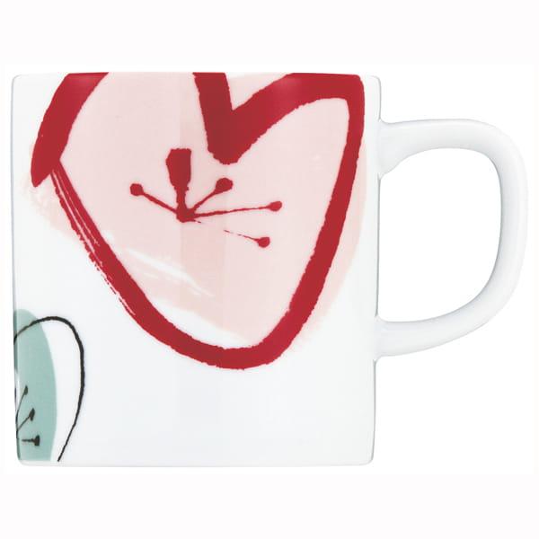 &MO'design / プレート&マグカップセット(bloom)