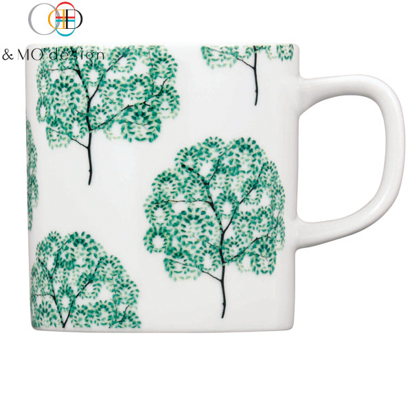 &MO'design マグカップ <生まれる森>