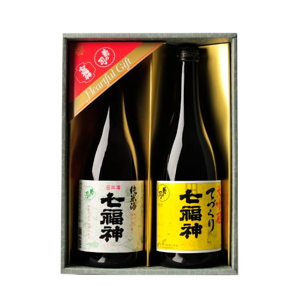 菊の司酒造 七福神飲み比べ2本セット