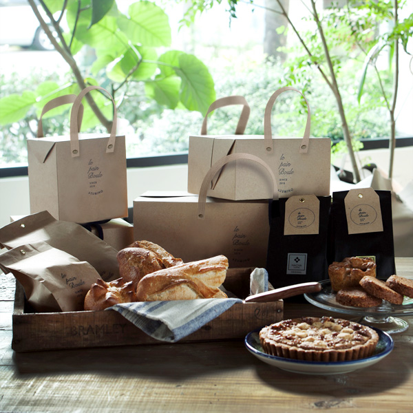 le pain boule / ナシャコーヒー オリジナル・クラシックセット*