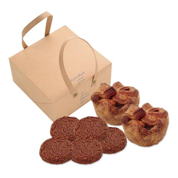 le pain boule(ル・パン・ブール) アップルパイ・トロウマッドセット