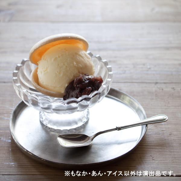 甘味 塩川喫茶部 / 手づくりアイスもなか6個セット*