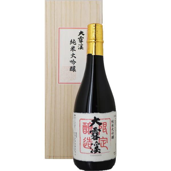 大雪渓 純米大吟醸 720ml