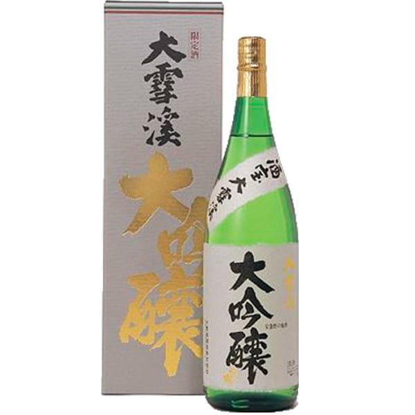 大雪渓 大吟醸美山錦 1.8L