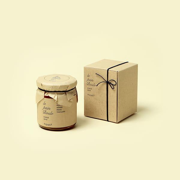 <風呂敷包み> 選べるギフト Mistral(ミストラル) <English Lavender(イングリッシュラベンダー)>+ハニーセット