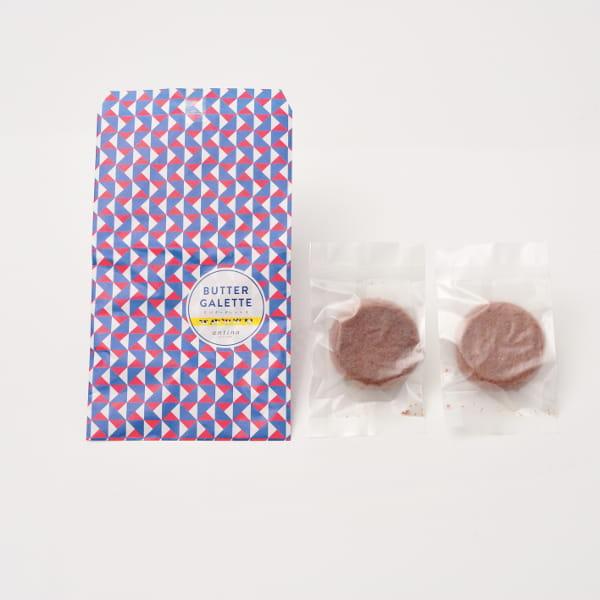 antina / バターガレット 2枚セット(ギフト袋入り)*