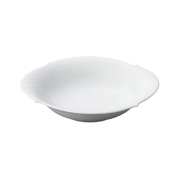 MEISSEN / 波の戯れ ホワイト サラダディッシュ