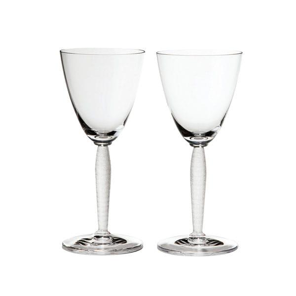 LALIQUE / ルーブル ペアワイングラス