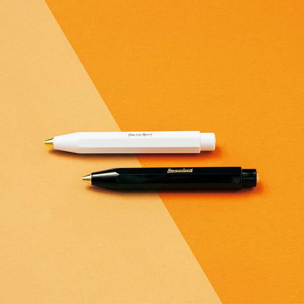 カヴェコ / クラシックスポーツ ボールペン(ブラック)
