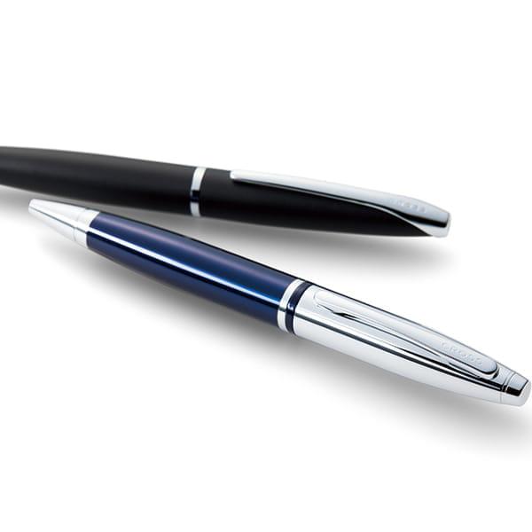 クロス カレイ ボールペン (ブルー)
