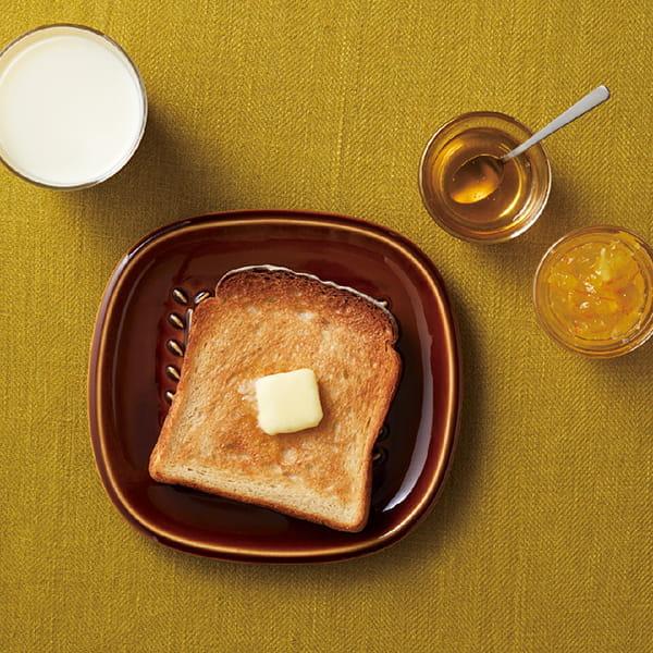 miyama クラストパン皿ペア