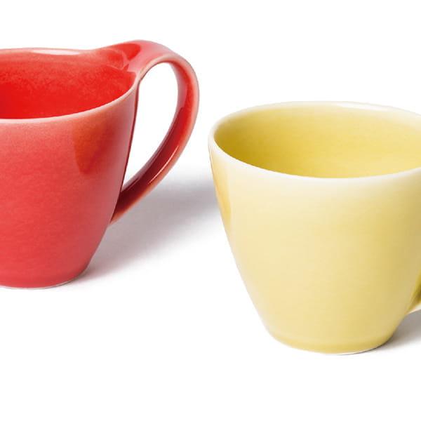ポトペリー ヴォーグ ペアコーヒーカップ