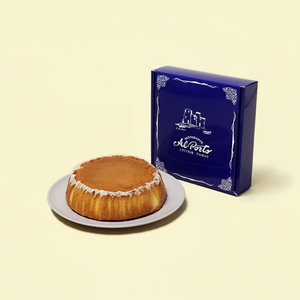 西麻布 アルポルト カマンベール入りチーズケーキ ※5個以上でご注文ください*