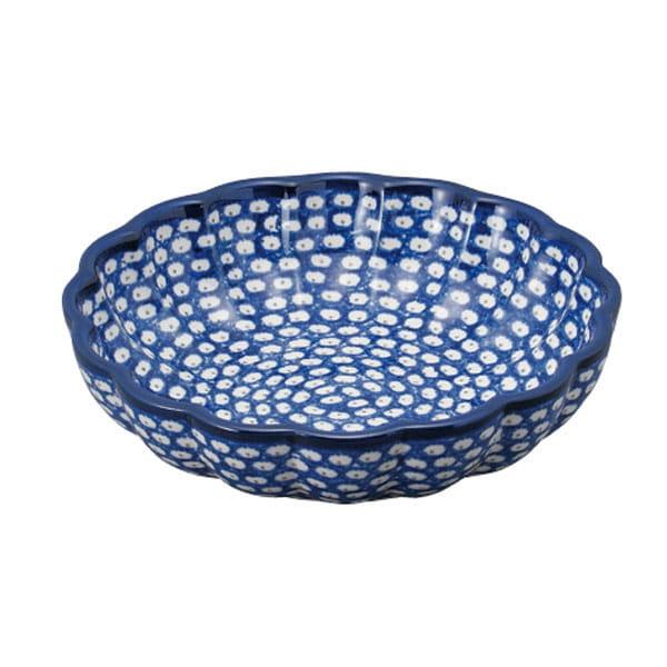 セラミカ / ドヌーブ 波型盛鉢(23.5cm)