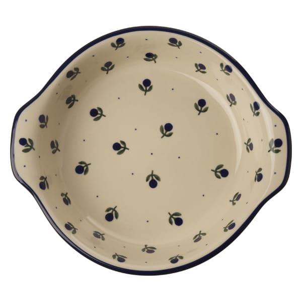 セラミカ / フィオーレ グラタン皿(23 / 21cm)