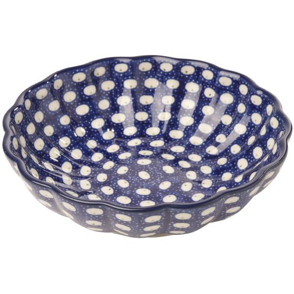 セラミカ / ドヌーブ 波型盛鉢(16cm)